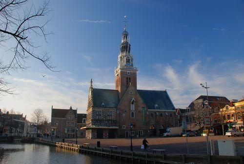 <p>Waagtoren Alkmaar</p>